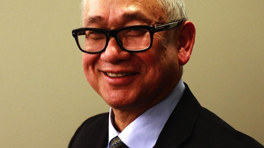 A FEW MOMENTS WITH...WILFRED WONG