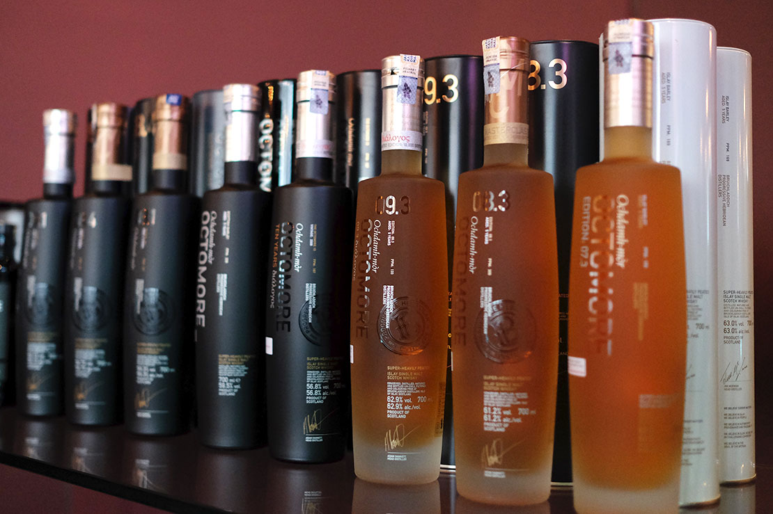 THE OCTOMORE PROJECT: When the Smoke Clears